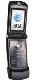 Latest RAZR phone for AT&T. Click for details.